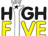 high five klaar
