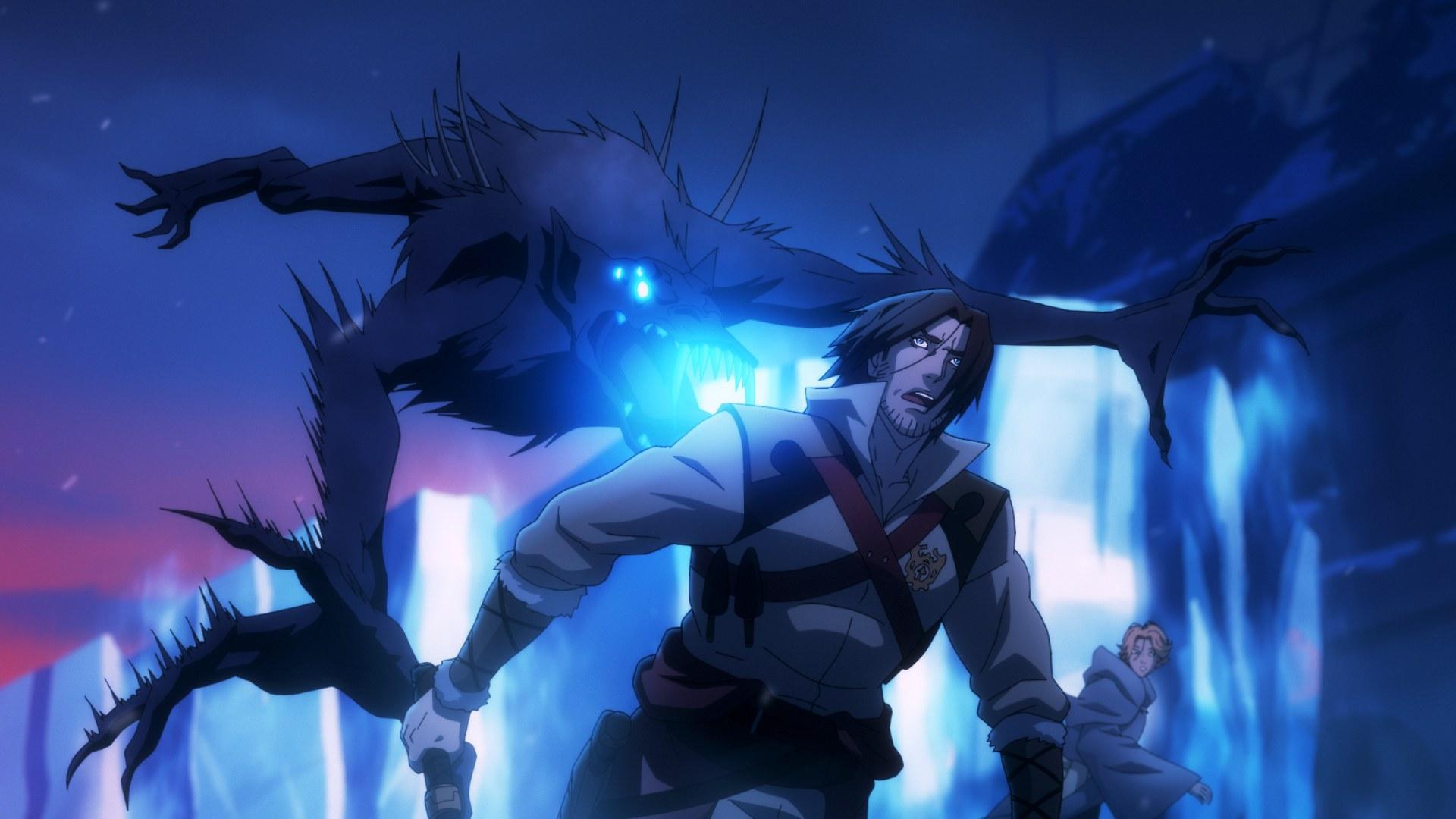 Castlevania seizoen twee krijgt een release datum