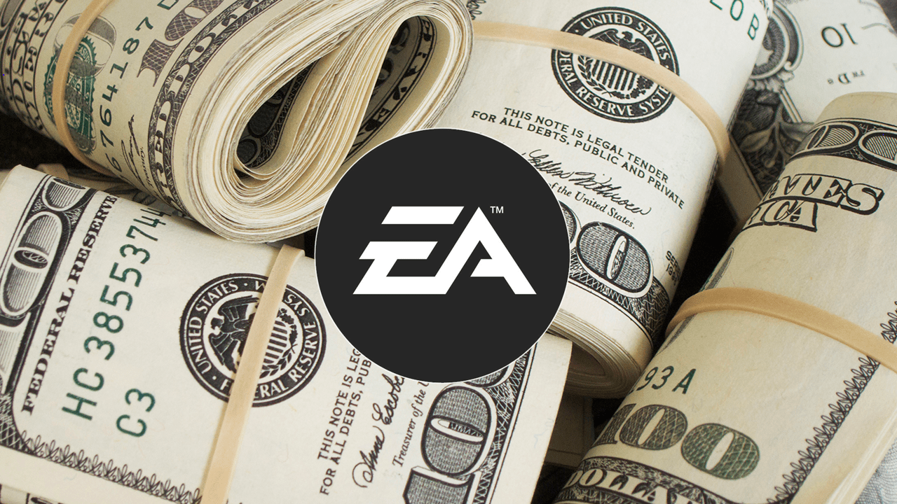 EA money Industrial Toys Worldwide Studios