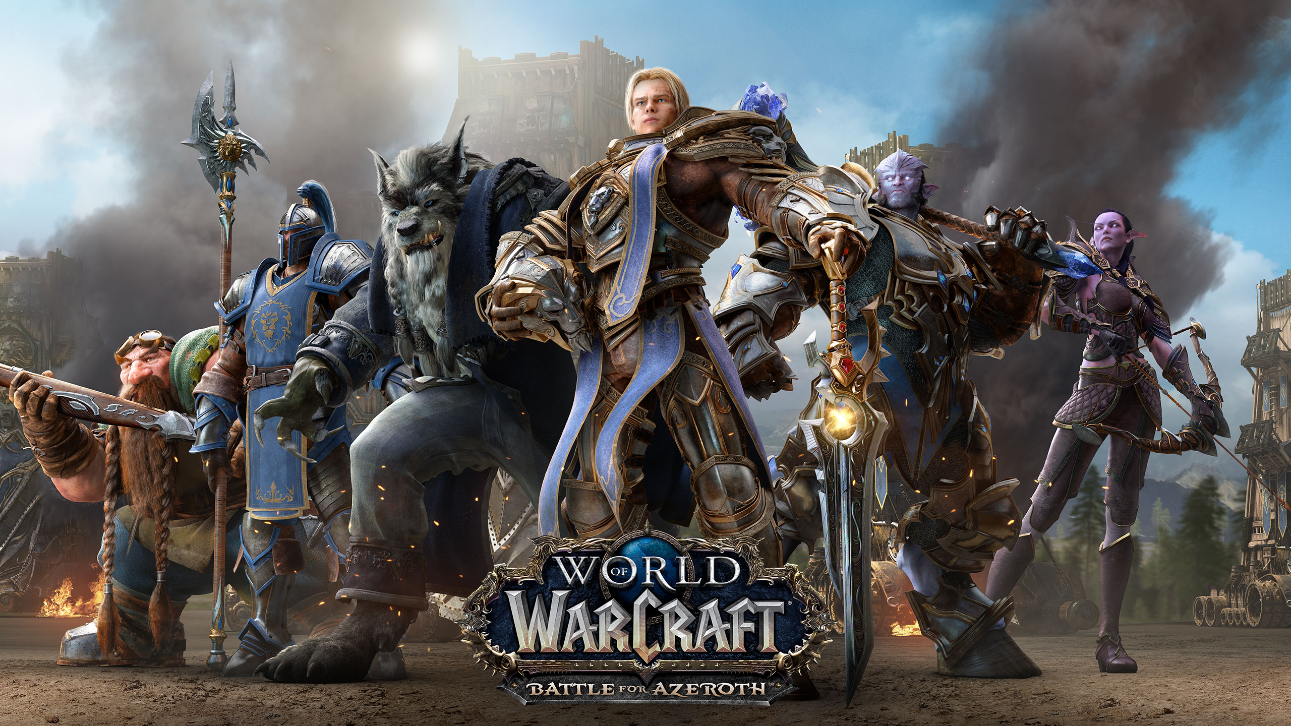 World of Warcraft: Battle for Azeroth pre-patch is live