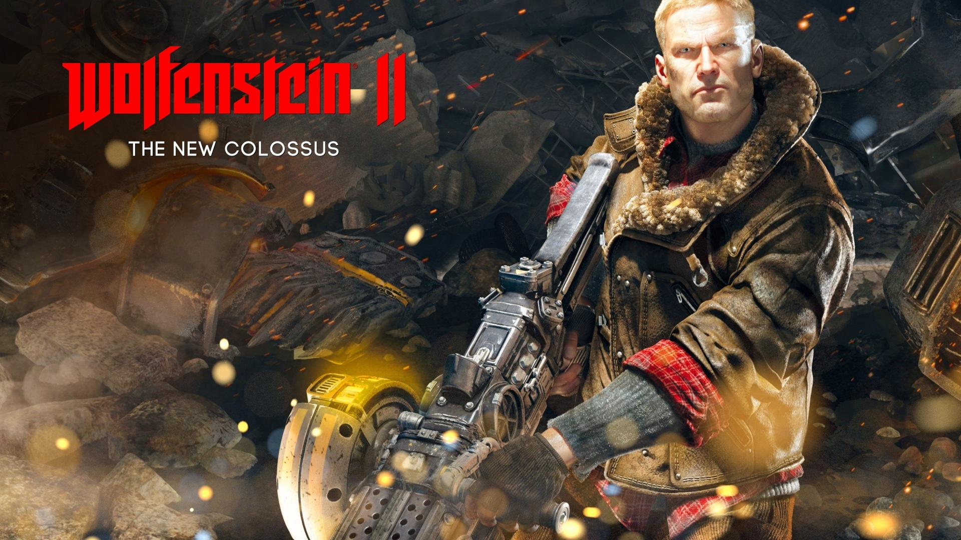 Review: Wolfenstein II: The New Colossus – Switch Port nummero…