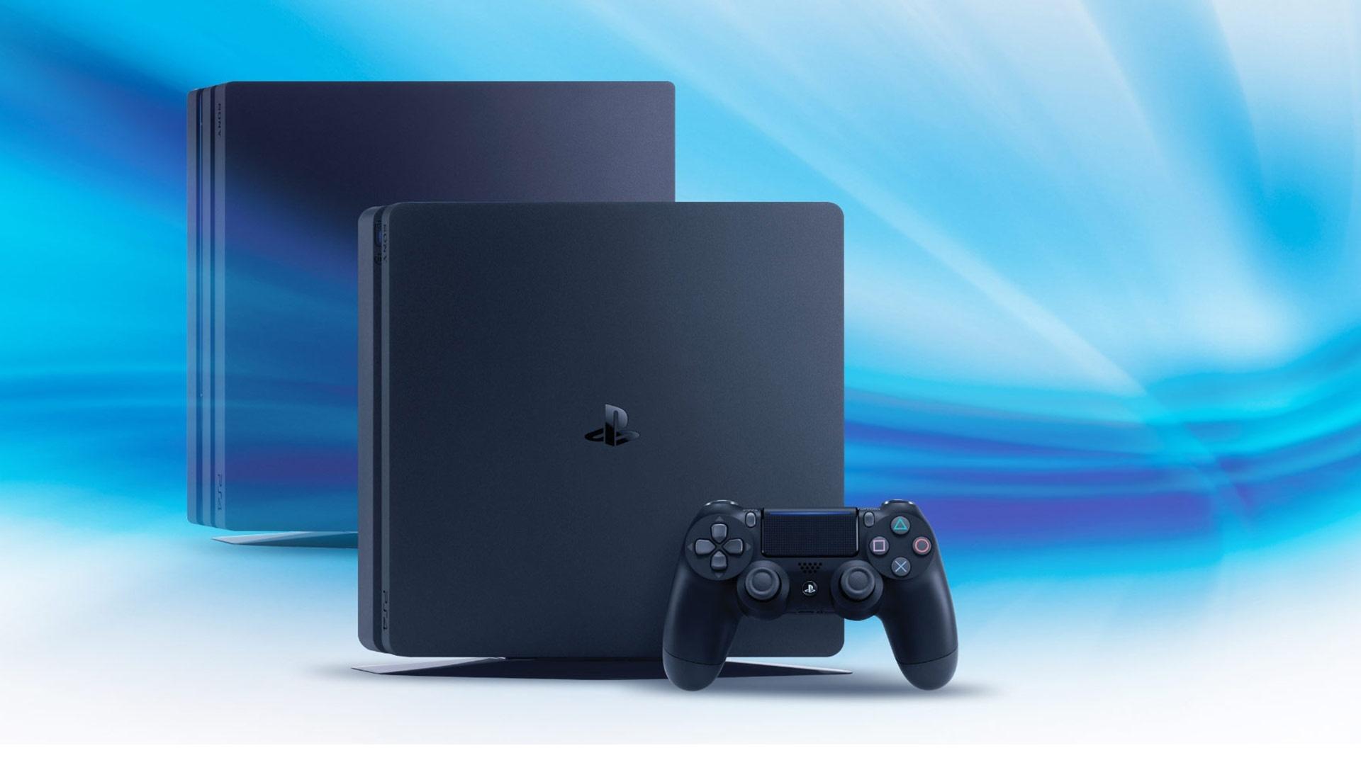 PS4 Slim Model 2017