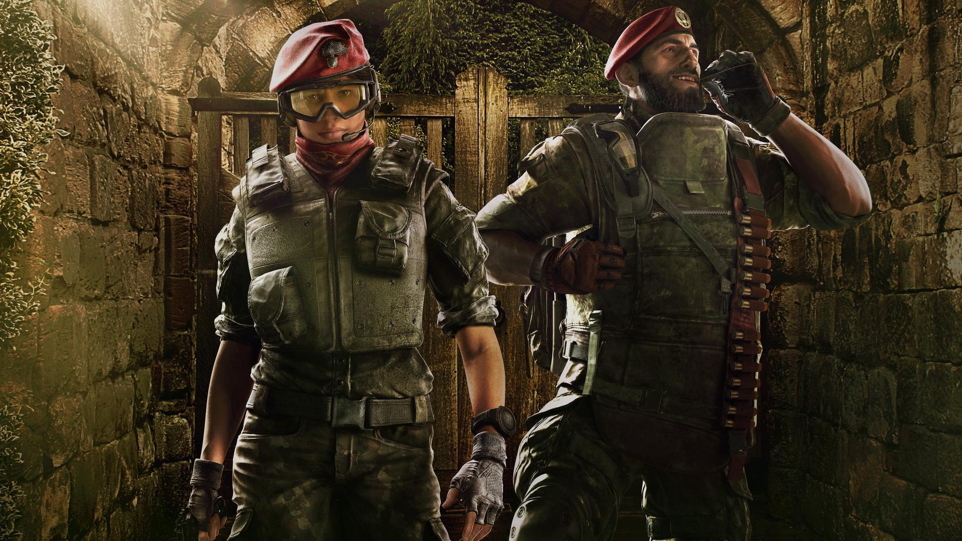 Siege Operators Year 3