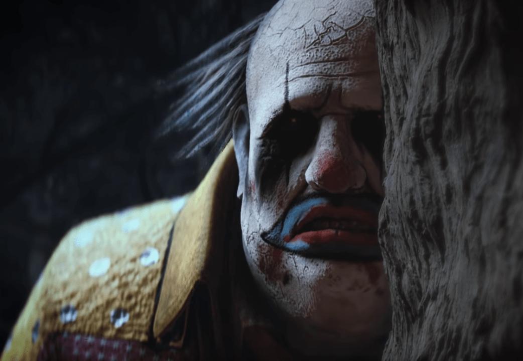 dead by daylight the clown