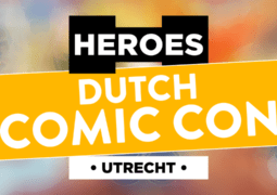 Heroes Dutch Comic Con in maart!