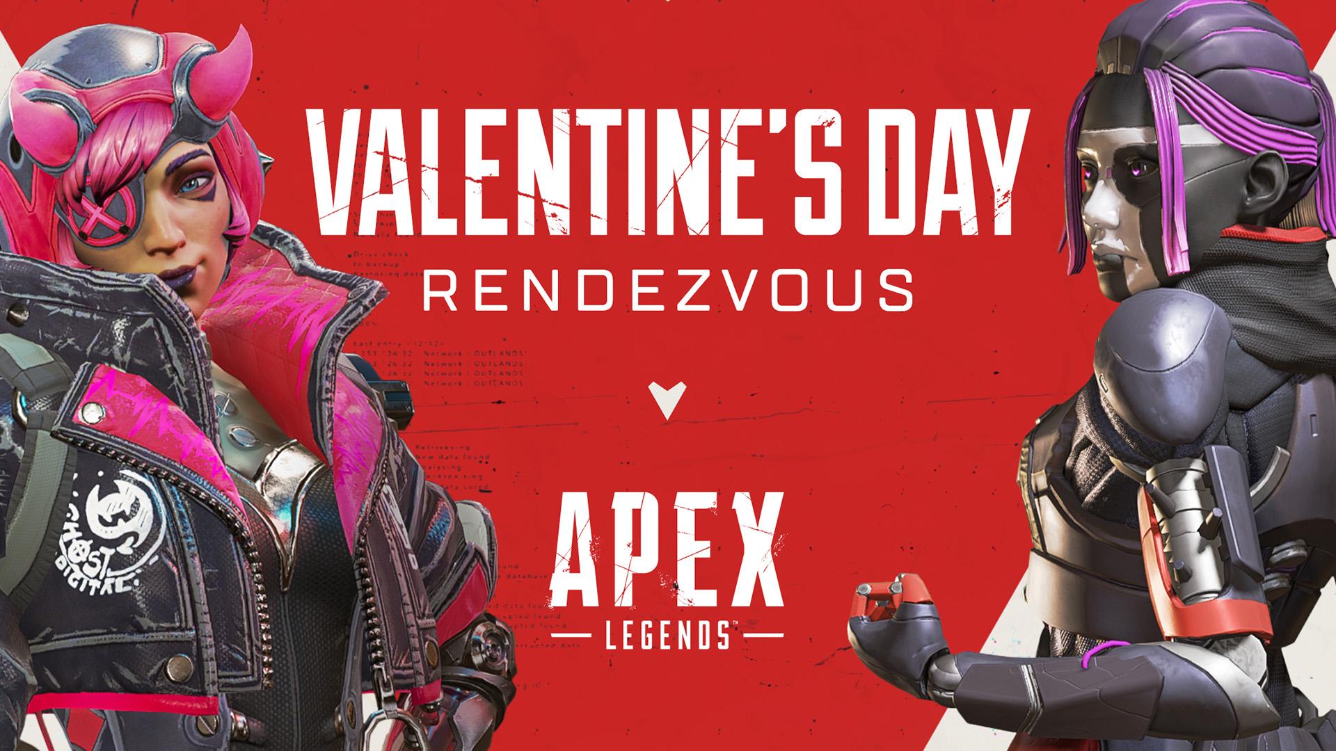Apex Legends Valentijn