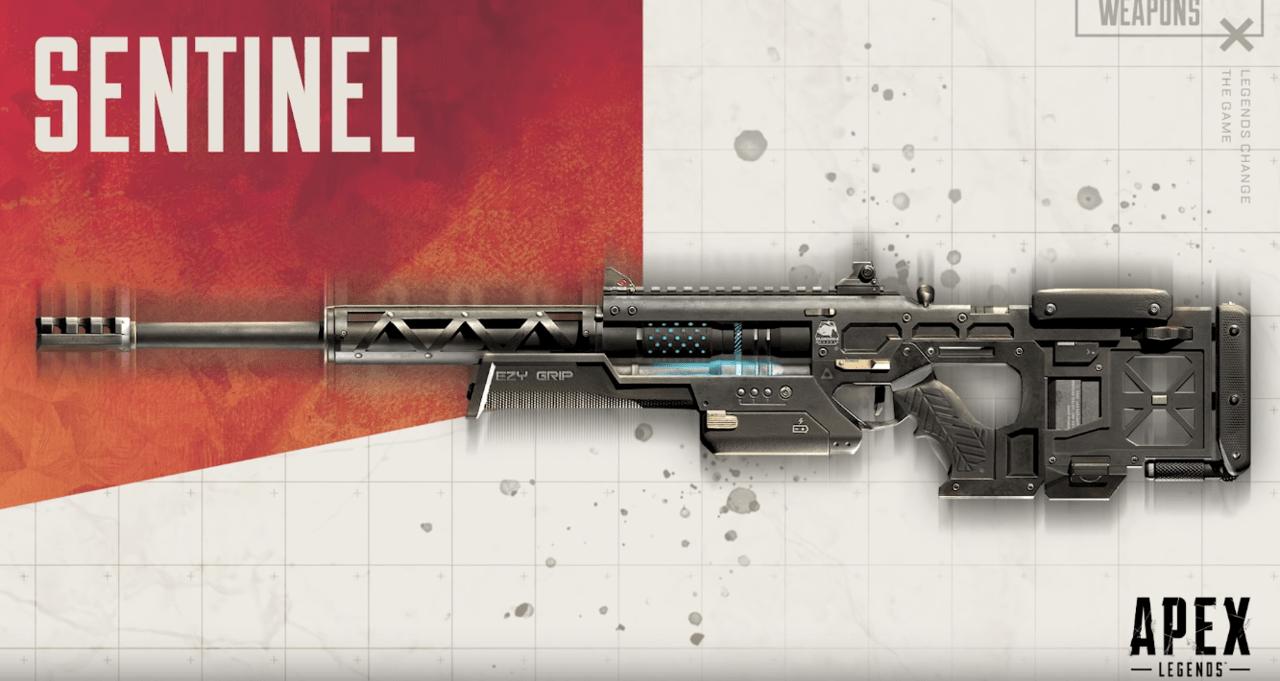 Sentinel Apex Legends