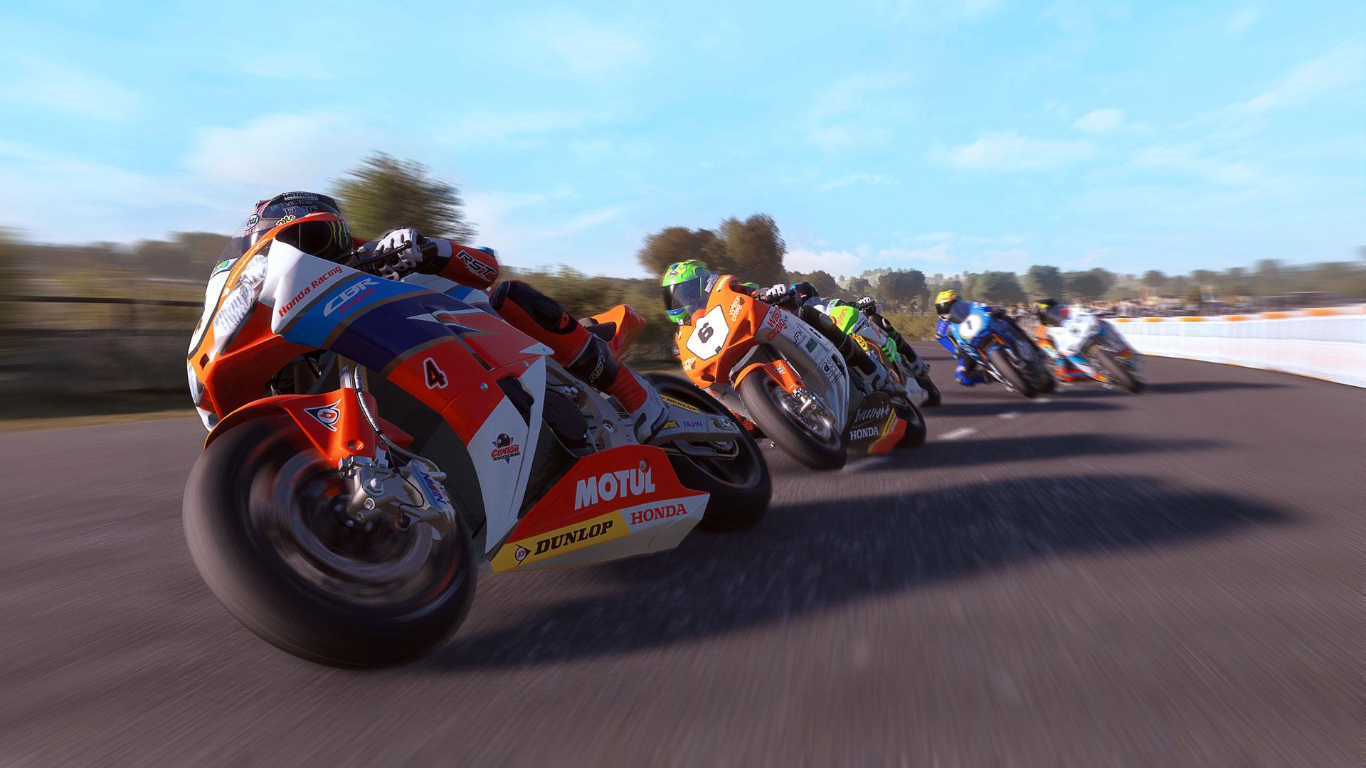 TT Racing Bikes