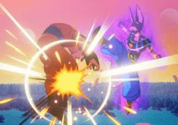Beerus Episode onderweg naar Dragon Ball Z: Kakarot