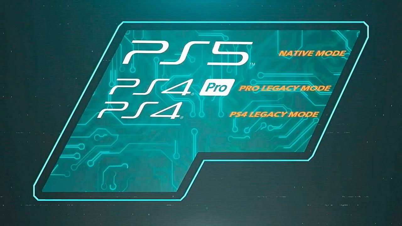PS5 PS4 BC