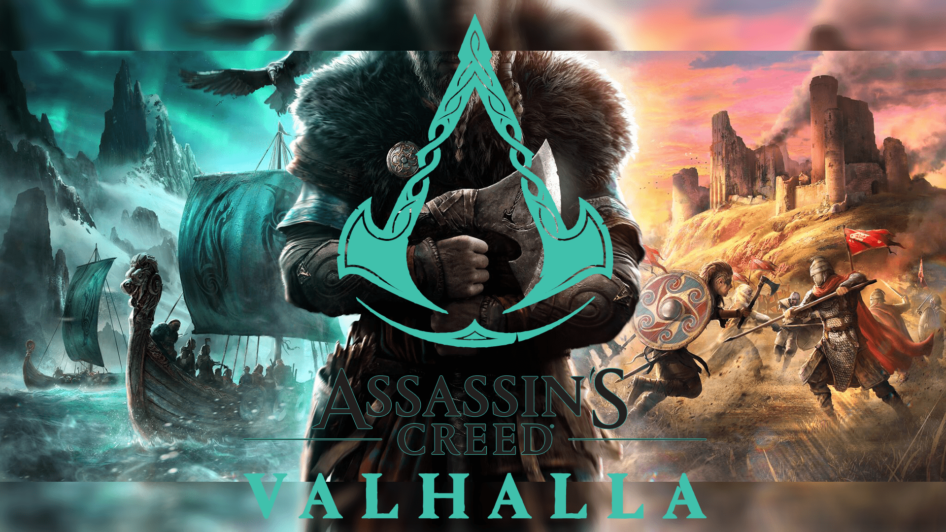 Check hier om 17:00 de Assassin's Creed Valhalla trailer