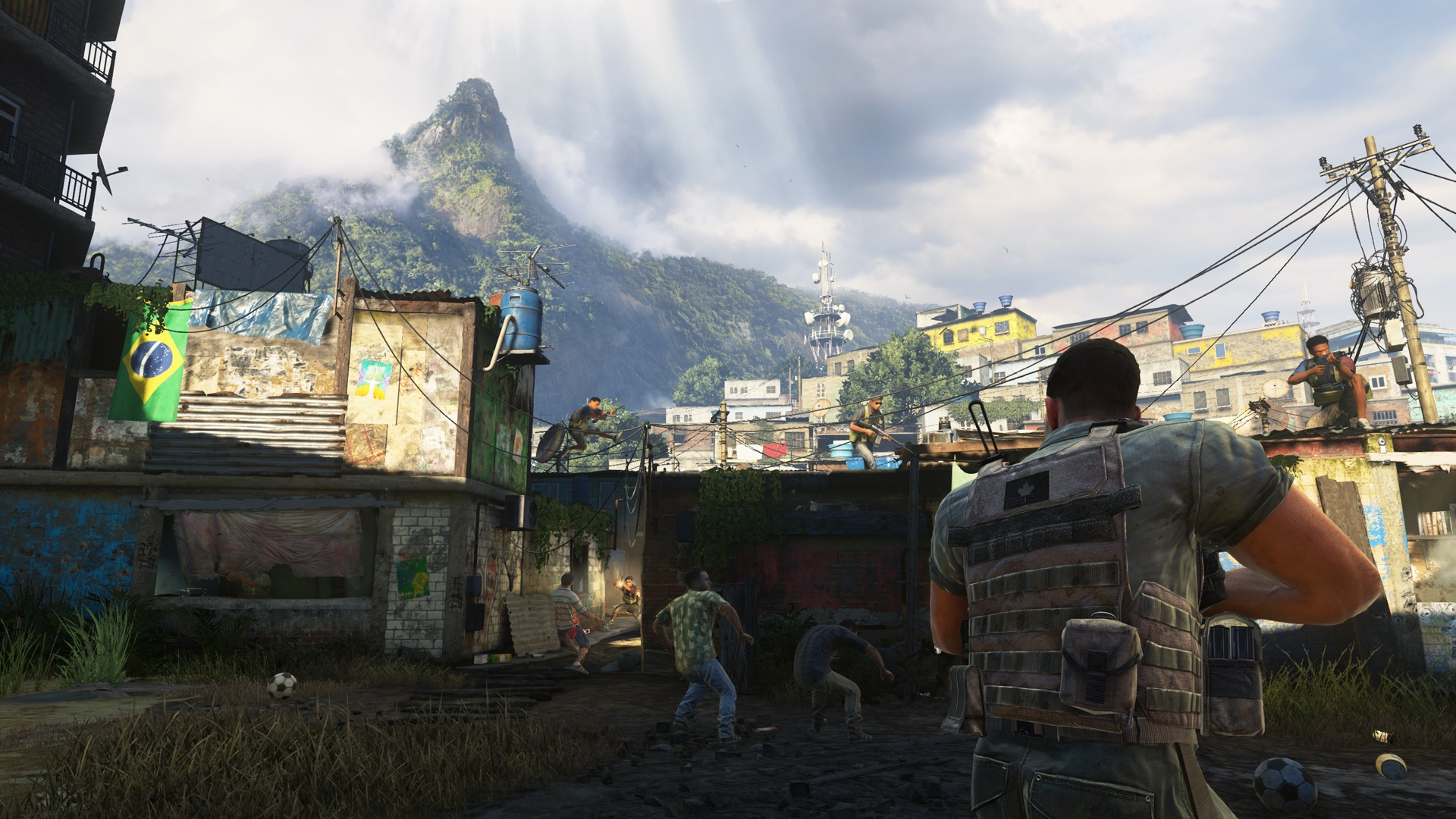 Favela Modern Warfare 2 Remastered