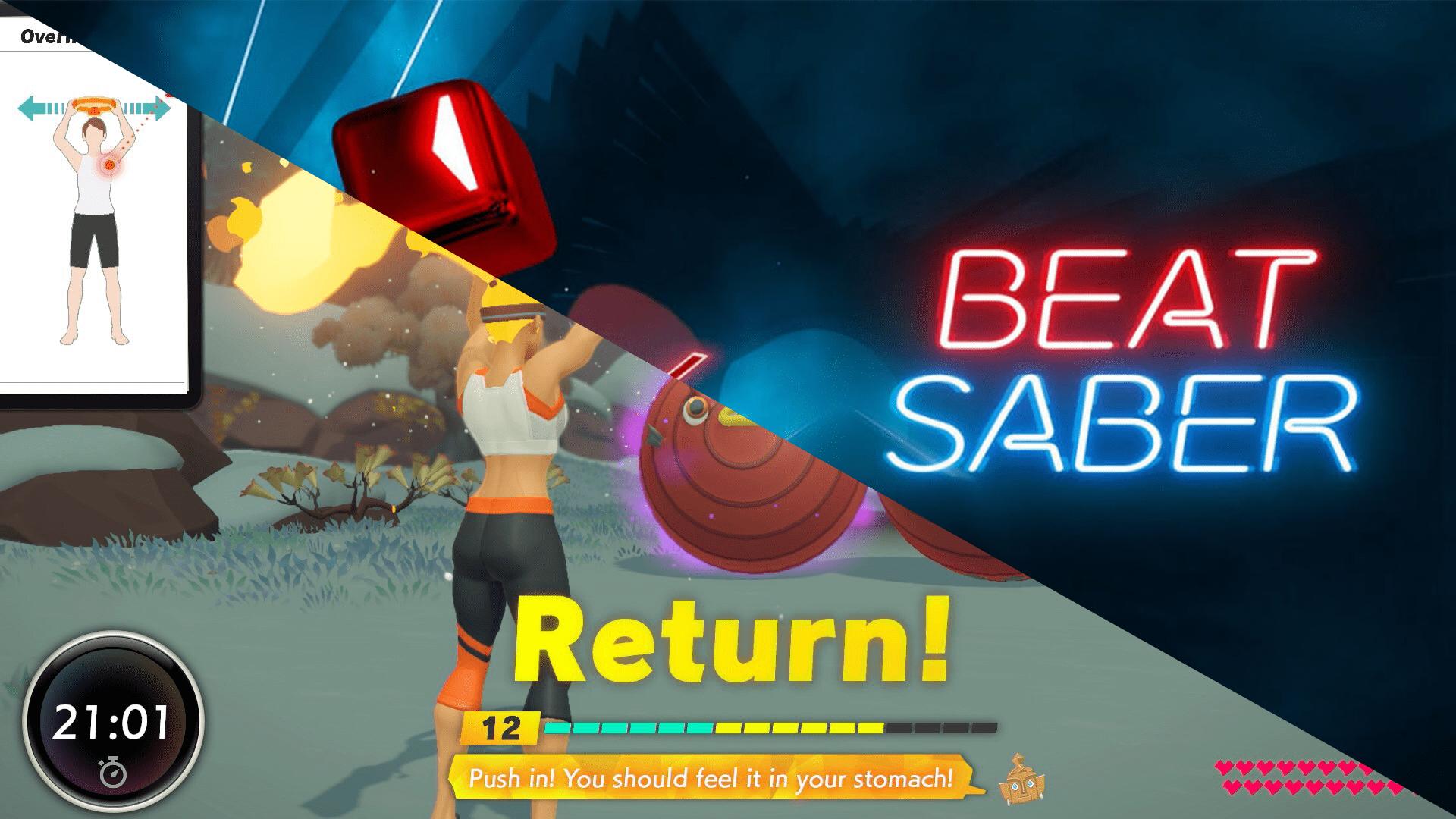 Blijf tijdens corona in beweging met videogames!