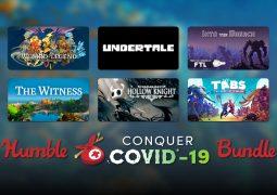 Humble Bundle heeft COVID-19 bundel