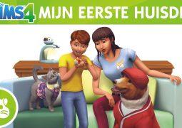 Eindelijk komt De Sims 'Mijn Eerste Huisdier Accessoires' naar consoles!