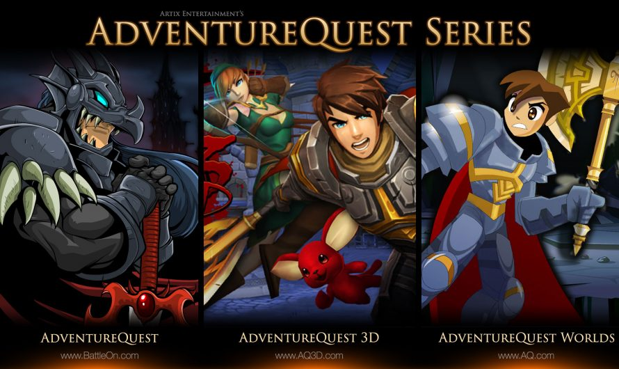 Wat is er gebeurd met Adventure Quest?