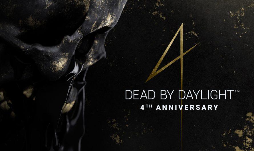 Dead by Daylight viert vier jarig bestaan
