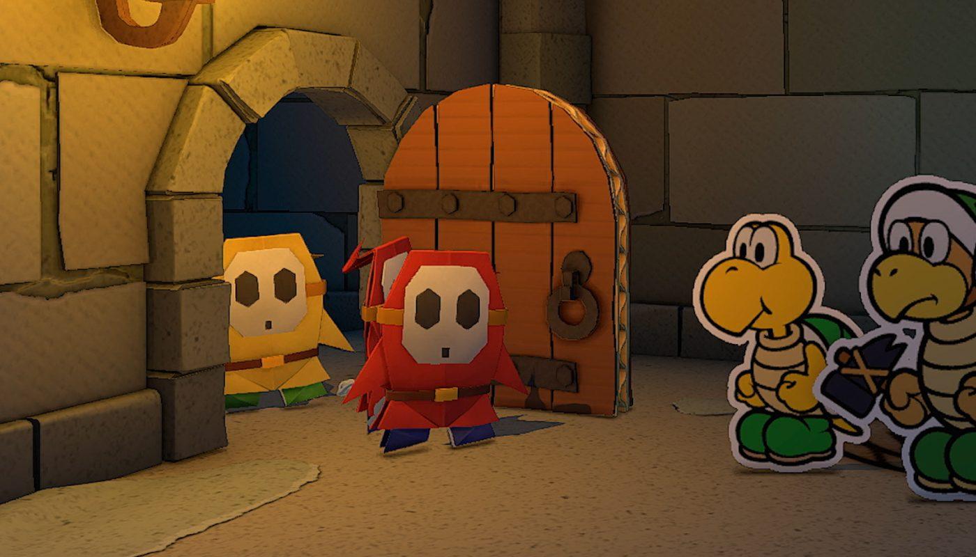 Paper Mario The Origami Kingdom