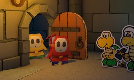 Paper Mario The Origami Kingdom