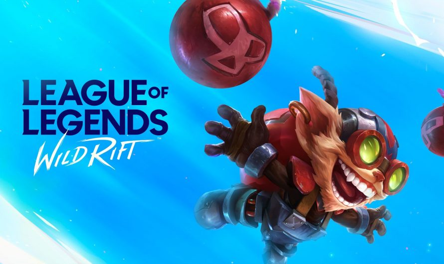 Riot Games released Wild Rift in Europa