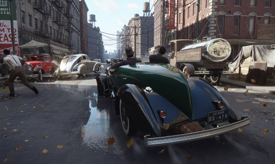 Mafia: Definitive Edition ziet er adembenemend uit