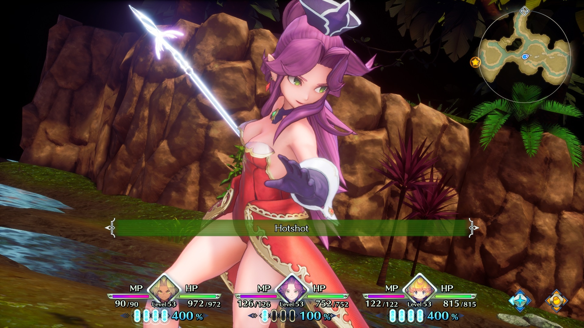 Trials of Mana screenshot