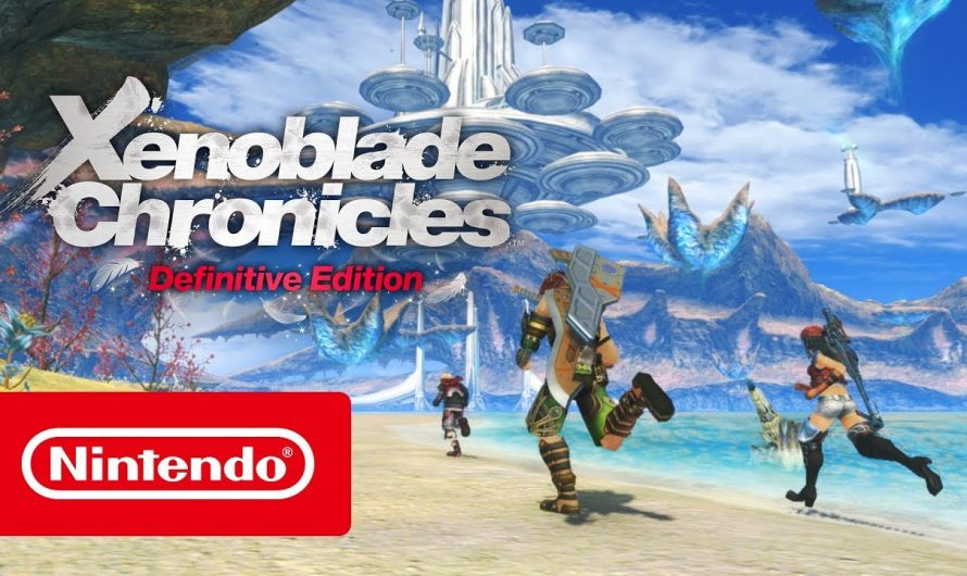 Japan krijgt fysieke My Nintendo beloningen voor Xenoblade Chronicles