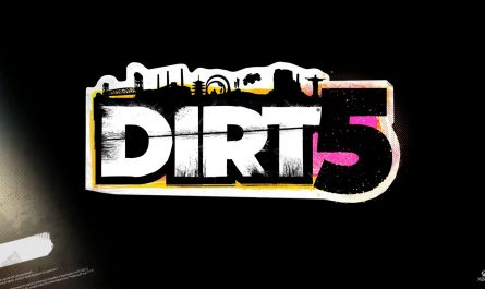 Dirt 5 Logo Reveal