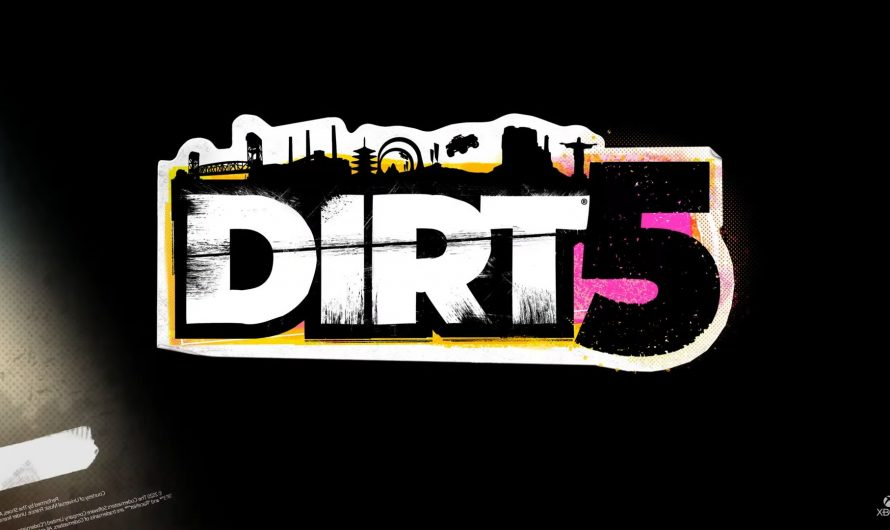 Dirt 5 aangekondigd met korte trailer