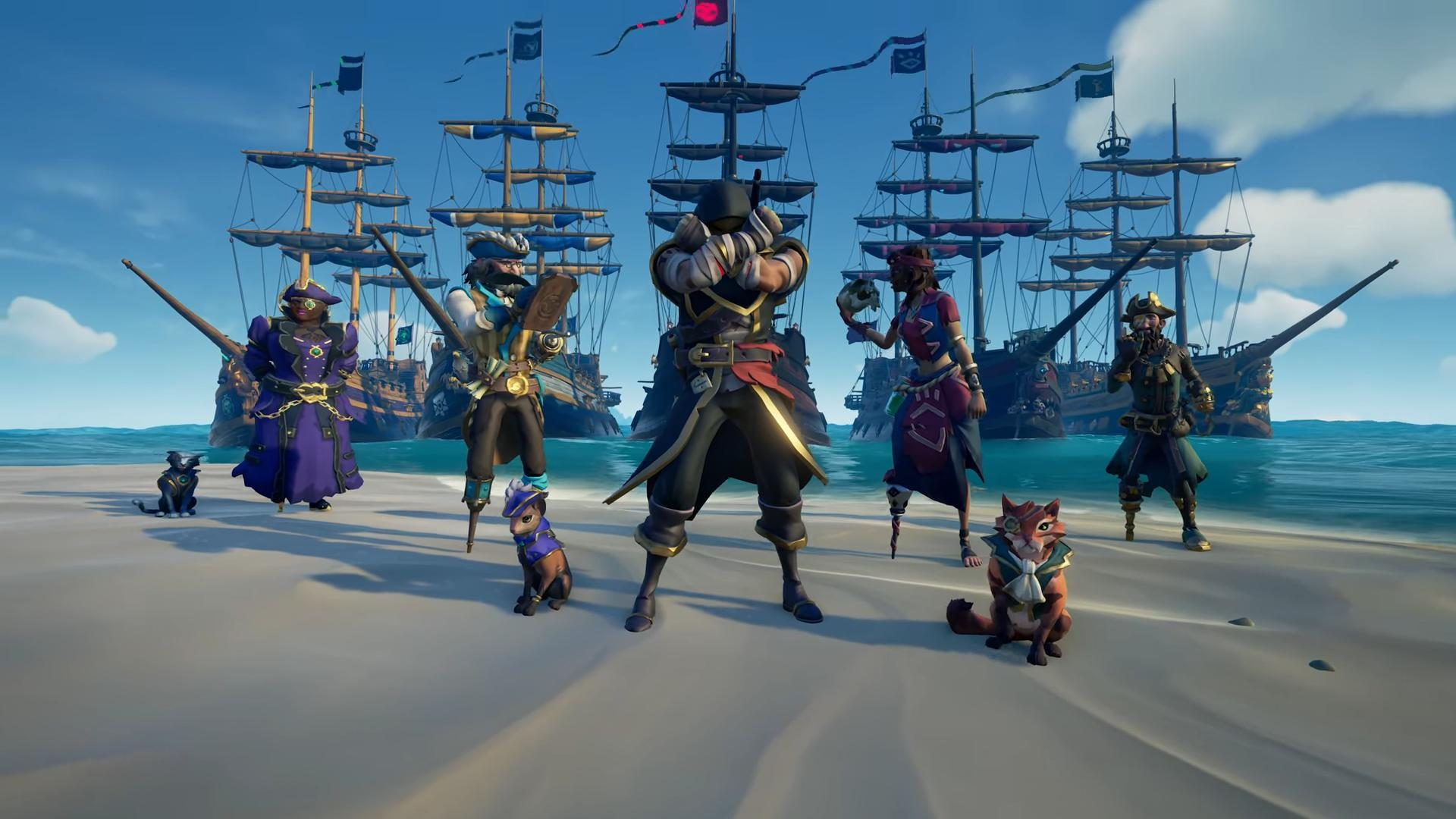 Sea of Thieves emissary