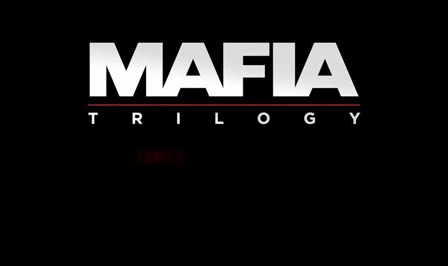 Mafia Trilogy aangekondigd: Onthulling 19 mei