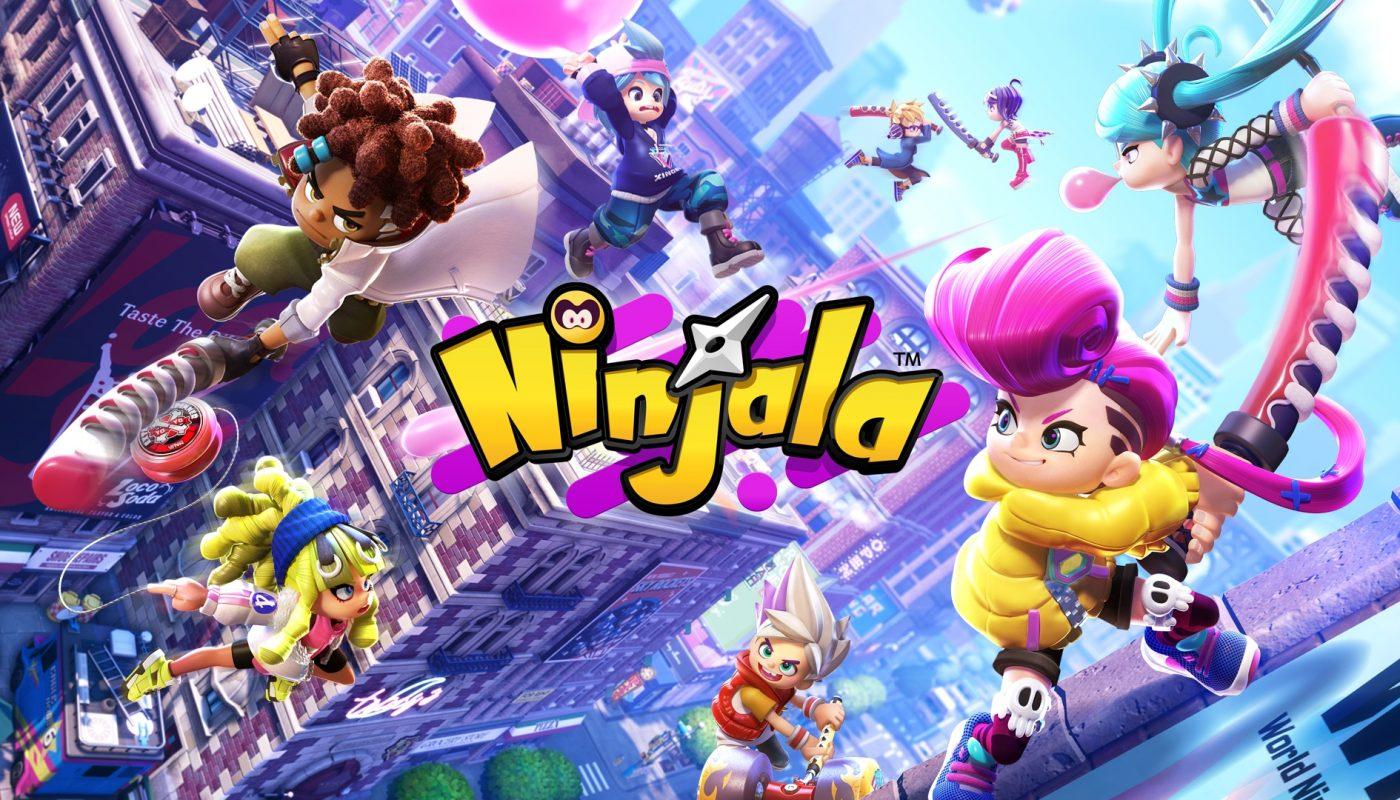 Ninjala Switch Free