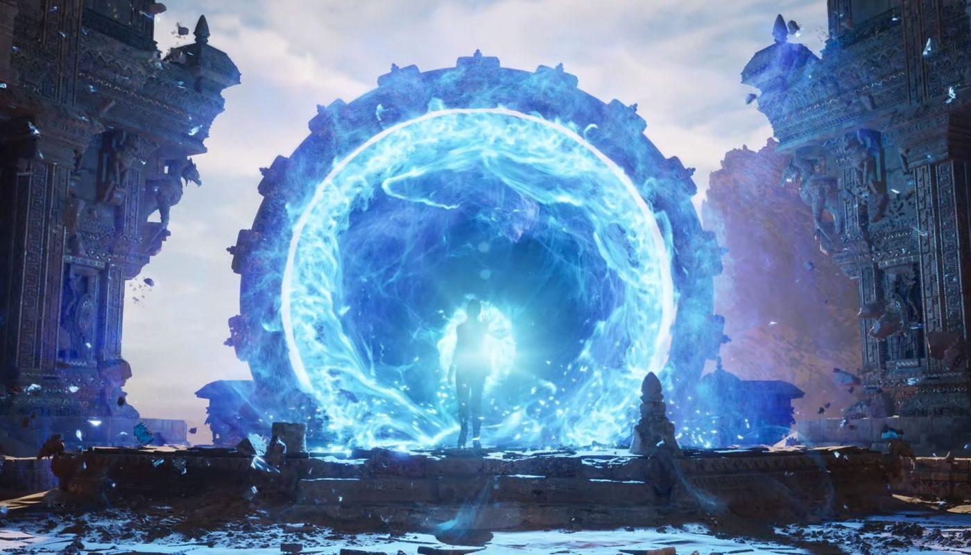 Unreal Engine 5 Playstation 5 tech demo