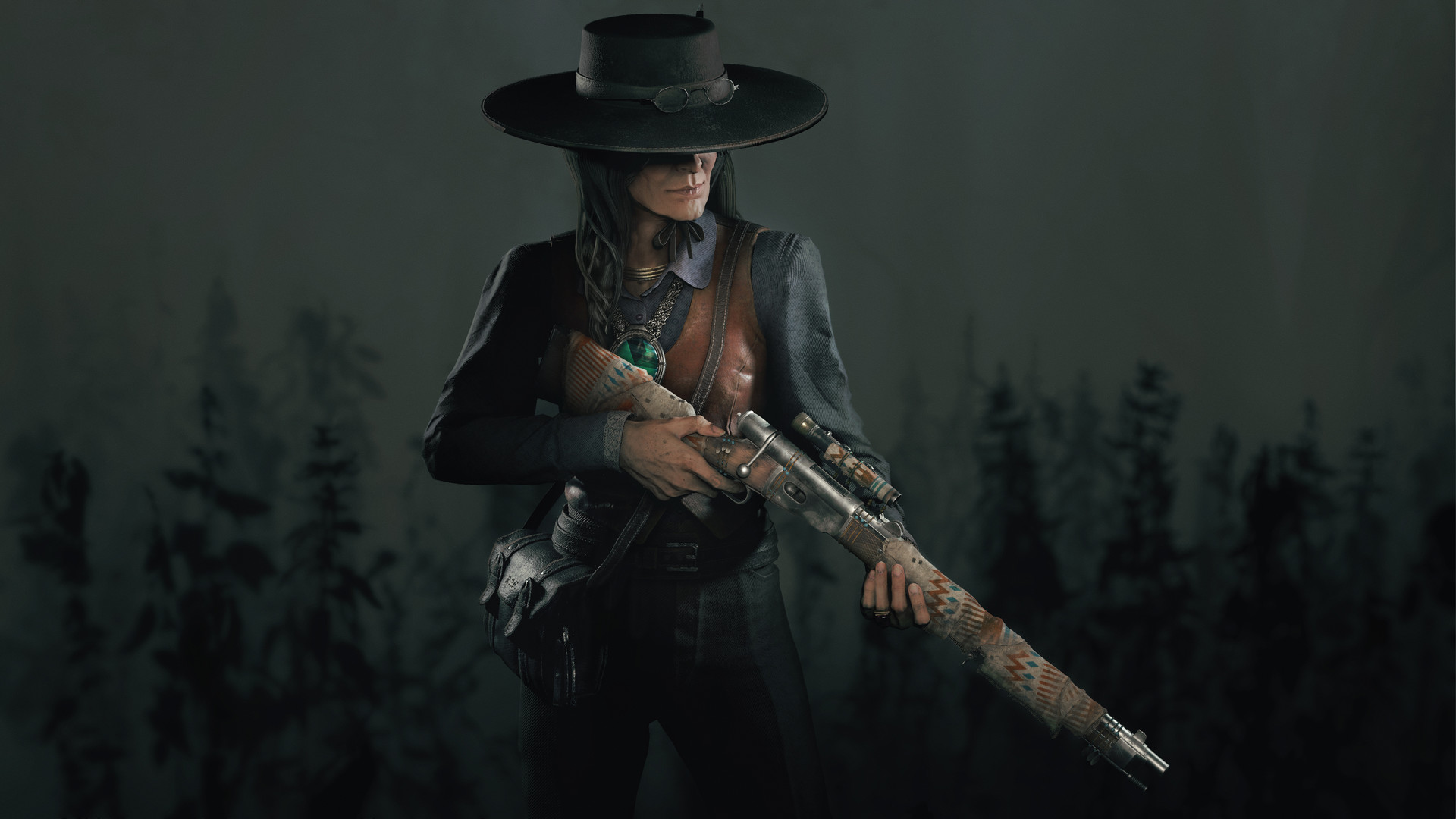 Hunt: Showdown brengt ons The Arcane Archaeologist