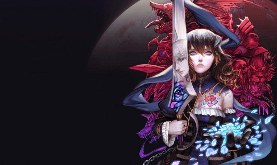 Bloodstained Ritual of the Night Krijgt Zangetsu update