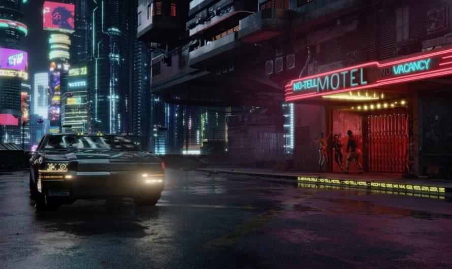 Cyberpunk 2077 The Gig gameplay trailer