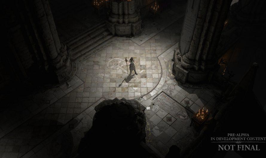 Een brok aan nieuwe informatie en beelden over Diablo 4