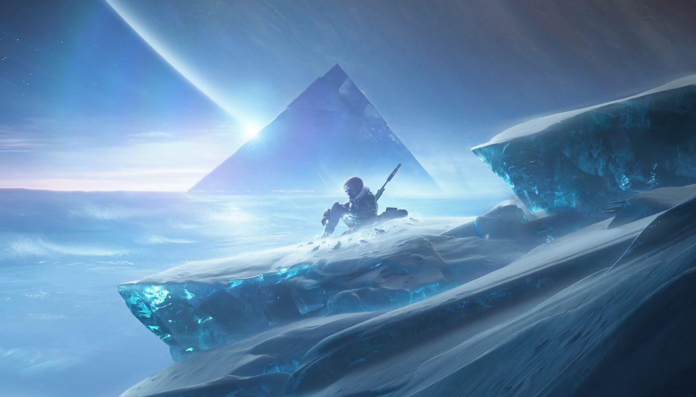 Destiny 2 Beyond Light keyart