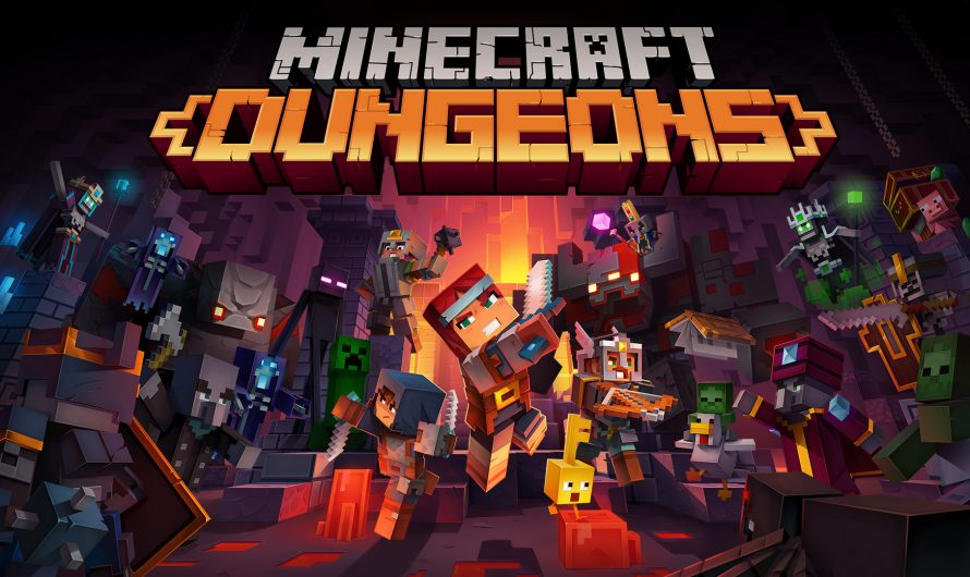 Minecraft Dungeons Jungle Awakens is nu beschikbaar