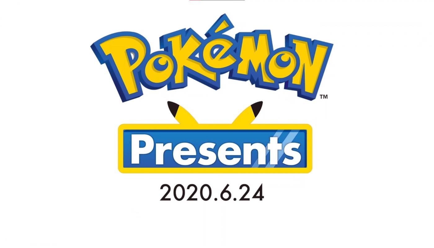 Pokémon presents 24 juni