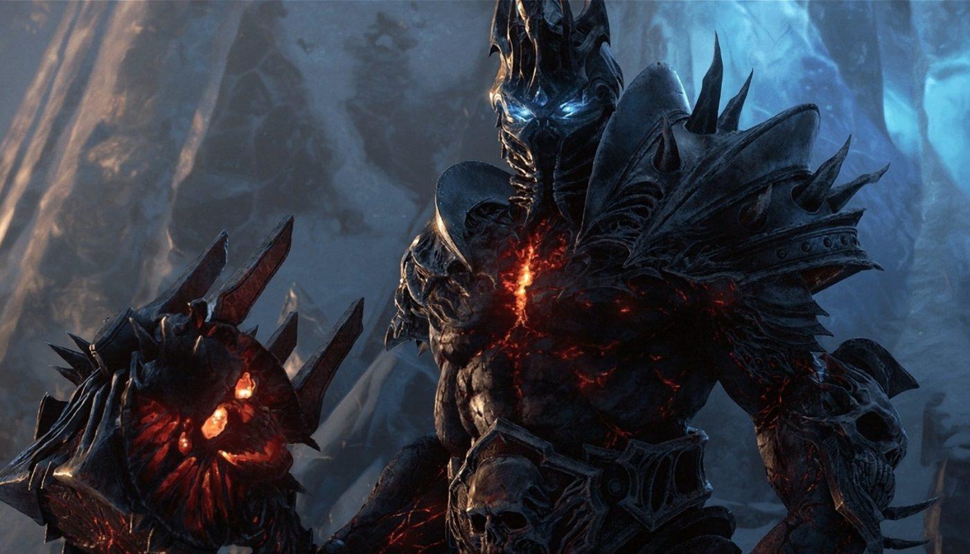 ShadowLands Lich King