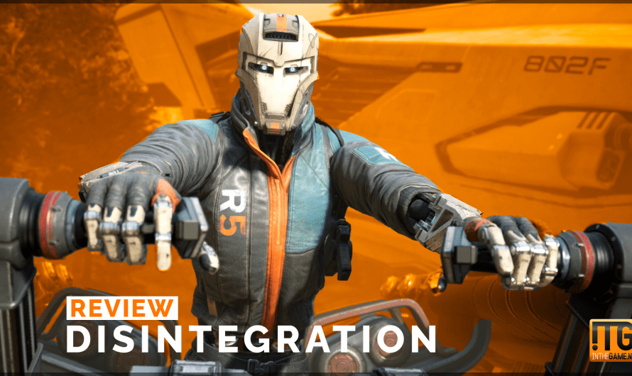 Review: Disintegration
