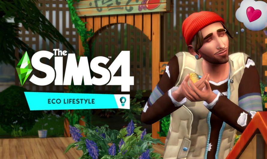 De Sims 4: Ecologisch leven is hier!