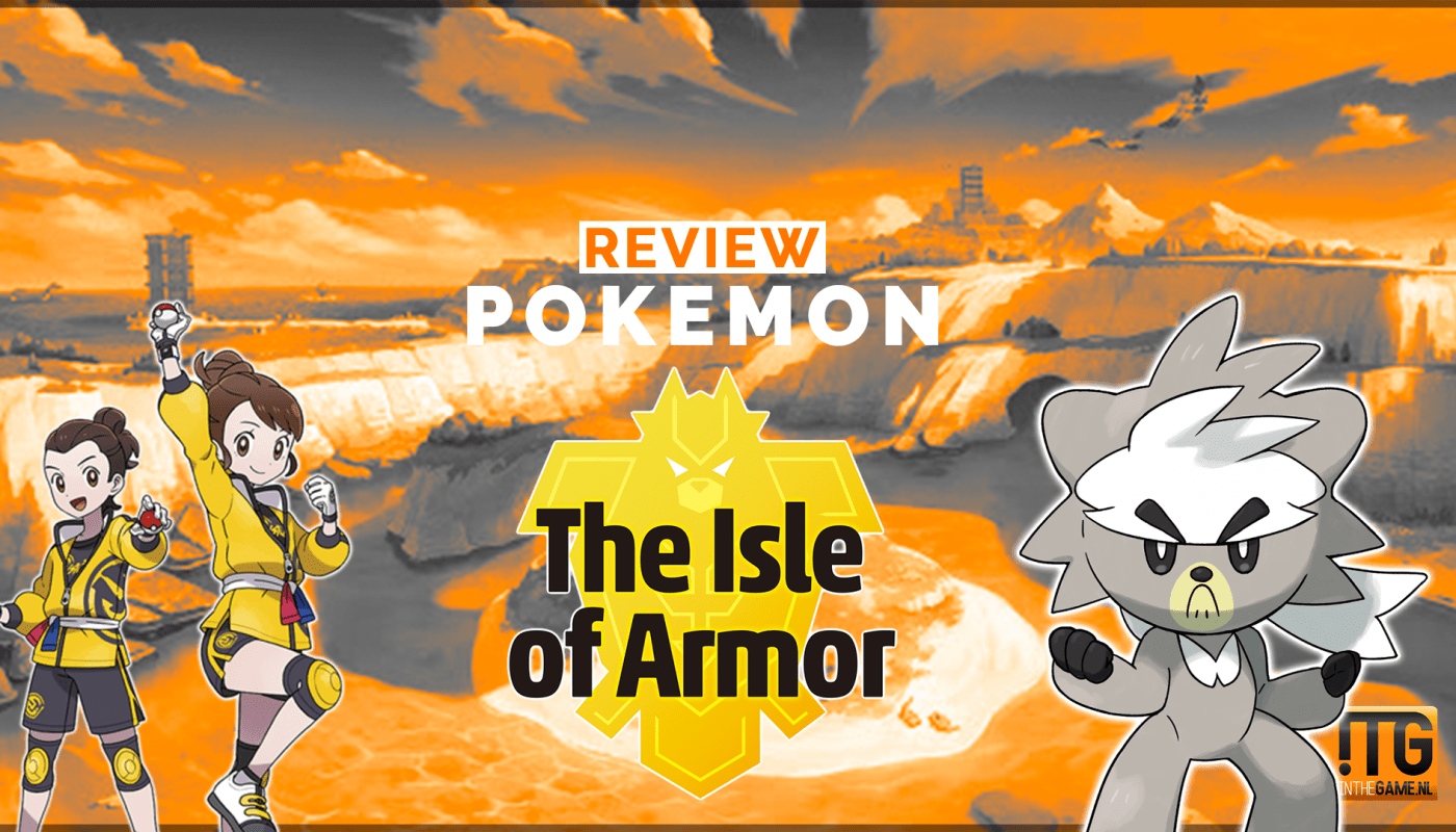isle of armor thumbnail