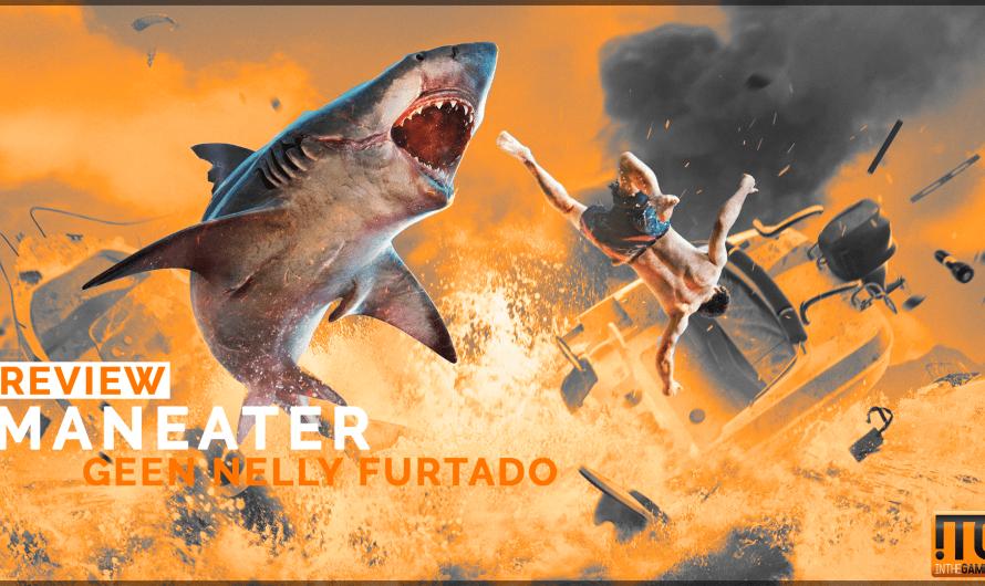 Review: Maneater, van babyshark naar Jaws