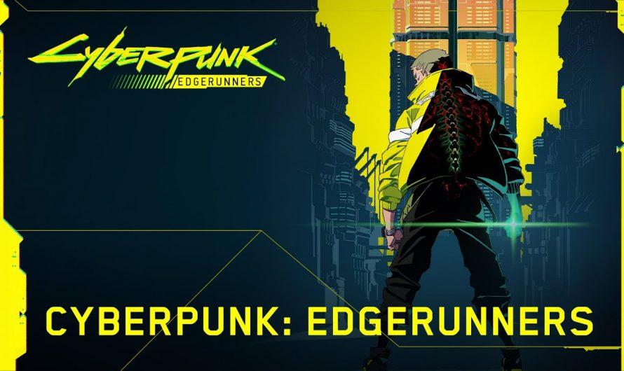 Cyberpunk krijgt anime: Cyberpunk Edgerunners