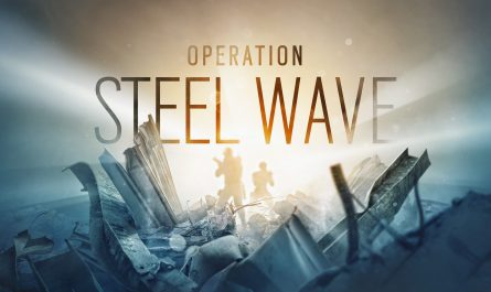 Steel Wave Rainbow Six Siege