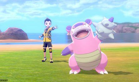 Pokémon Isle of Armor