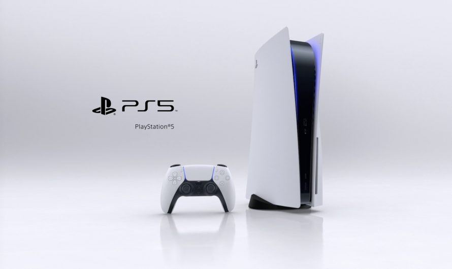 Welcome to Playstation 5! Dit is dé Playstation 5!