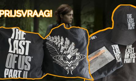 The Last of Us Part 2 prijsvraag